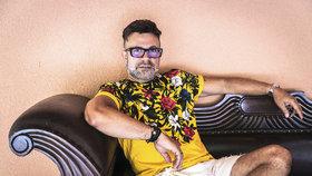 Módní eso Osmany Laffita: Oblékání v Česku je šaškárna, návrháři jsou půjčovny