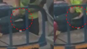 Pasažér Ryanair natočil pracovníka letiště, jak ukradl z kufru reproduktor