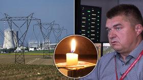 Týden bez vody, tepla i mobilu? Blackout v Česku není sci-fi, varují superdispečeři