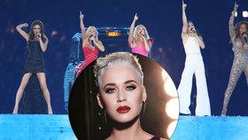 Návrat Spice Girls bez Victorie: Zaskočí Perry Spice