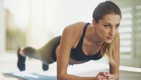Balanční cviky umí zázraky! Napraví vaše tělo zevnitř i zvenčí