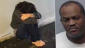 Na nádraží potkala muže, který ji znásilnil před 6 lety! Dostal doživotí