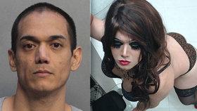 Osamělá žena lákala na sex: Vyklubal se z ní muž (33), který si takto natočil 150 chlapů