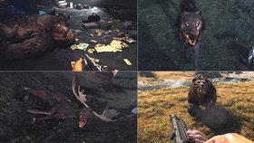 Nemrtví rosomáci, losi, vlci a saskvoč vám půjdou po krku. Recenze Far Cry 5: Dead Living Zombies
