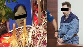 Smrt vietnamské prodavačky (†49) před soudem: Zabil kvůli 5 tisícovkám na nájem!