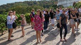 Česko se dočká babího léta. Září bude nadprůměrně teplé, slibují meteorologové