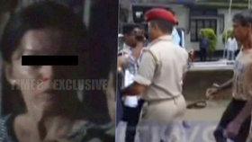 Češku v Indii hromadně znásilnili! Tvrdí místní média. 21 zadržených mužů!