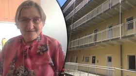 Paní Milota (71) by skončila po smrti manžela jako bezdomovkyně: Tréninkové byty zachraňují lidi z ulic