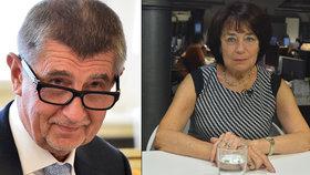 """Nechce v Praze ekonomické migranty, udivila senátorka za ANO. """"Migroval"""" i Babiš"""
