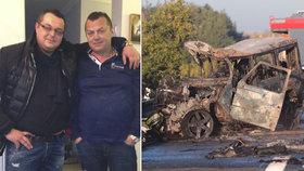 Tragická nehoda Jana Kočky (†28) na D11: První slova zdrceného otce!
