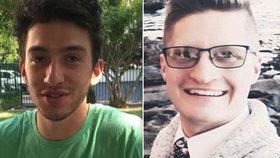 """Gavin a Tomer zemřeli při focení. I kvůli nim mají vzniknout """"zóny bez selfie"""""""