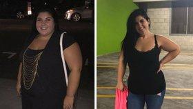 Dokázala zhubnout o 59 kilogramů! Pomohl jí v tom jednoduchý trik s fotografií