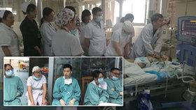 Drama v dětské nemocnici: Srdce chlapce (8) přestalo bít. Oživovali ho 5 hodin!