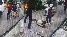 Odvážná dívka (8) se postavila zlodějům: Po útoku skončila v nemocnici