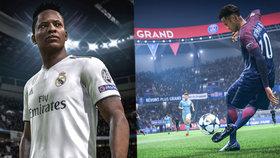FIFA 19 recenze: Staňte se šampionem v Lize mistrů UEFA
