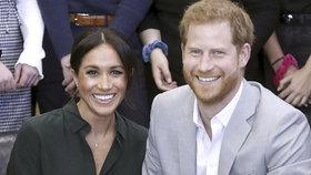 Potvrzeno! Vévodkyně Meghan je těhotná!