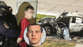 Poslanci Rakovskému (†29) nastražili bombu do auta: Kdo jsou podezřelí z brutální vraždy?