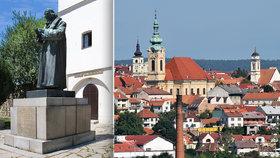 Uherský Brod: Tady vyrůstal učitel národů