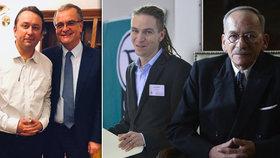 Politici ve filmu: Kubera v kinech jako Beneš, roli dostali i Kalousek nebo Bartoš