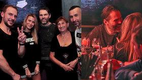 Jágr s Kopřivovou na utajeném tahu v baru: Přijeli po půlnoci a popíjeli až do dvou do rána!