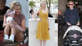 Nezastavitelná Kirsten Dunst ze Spidermana: 5 měsíců po porodu opět na place!