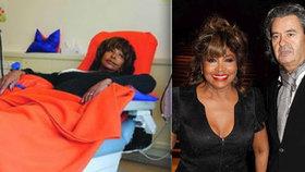 Nemocná Tina Turner (78): Zvažovala sebevraždu! Život jí zachránil manžel, daroval jí ledvinu
