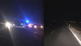 Řidič na Lounsku srazil kluka (†22) a ujel: Ve škarpě ho našli mrtvého