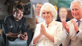 Vařil jsem pro prince Charlese a Camillu: V Rožnově teď vaří kuchař z michelinských restaurací Tomáš Kapoun