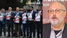 Novinář zmizel po návštěvě konzulátu. Turci: Saúdové ho zabili a tělo rozřezali