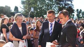 """V Praze 16 triumfovala ODS. Starosta Hanzlík """"zadupal"""" konkurenci a zůstane další čtyři roky"""