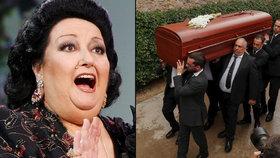 Pohřbili ji k rodičům: Poslední rozloučení s Montserrat Caballé (†85)