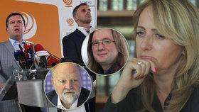 """Experti: ČSSD dostane znovu co proto a Praha to sečetla """"zpovykané"""" Krnáčové"""