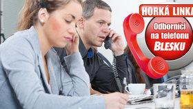 Potřebujete poradit? Odborníci na telefonu Blesku jsou zpět! Ptejte se na peníze, zdravotní pomoc i sex