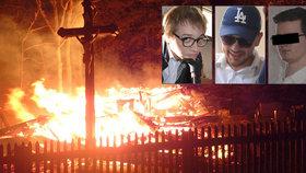 Vysoký trest za žhářství: Kluci budou za zapálení kostela v Gutech pykat léta ve vězení