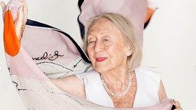 Ve 103 letech stále tančí a tvrdí, že osmdesátka byla nuda!