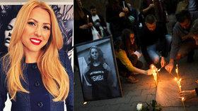 Dopadli muže, který zabil novinářku (†30)? Před smrtí ji surově zbil a znásilnil