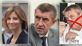 Babiš zuří: Megapodraz! ODS v Brně vyšachovala ANO, primátorkou bude Vaňková