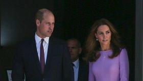 Co tutlali v královské rodině: Princ William a Kate se rozešli!