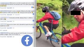 Hrdinka českých žen! Cyklistka z videa, které válcuje internet, sklízí ovace