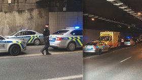 Policisté se bouří: Jejich kolega zahradil cestu ujíždějícímu motorkáři. Teď mu hrozí až dva roky!