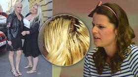 Štiková válčí s dcerami kvůli zničeným vlasům! Útočí a lžou, tvrdí Monika