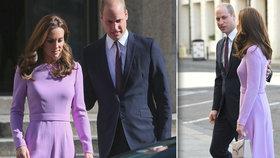 Princ William se neudržel a porušil protokol! Vše kvůli kráse Kate