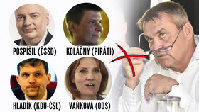 Piráti souhlasí, koalice potvrzená: V čele Brna bude po 20 letech žena, Vaňková z ODS