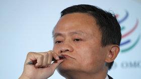 Z chudého učitele nejbohatším mužem Číny: Jack Ma vydělal 875 miliard korun