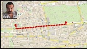 Pohřeb Kočky zablokuje dopravu v Praze na několik hodin: Kudy povede průvod?