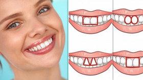 Každý chrup, jiný zub! Jaké povahové vlastnosti prozradí ty vaše?
