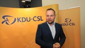 Boj o křeslo šéfa KDU-ČSL. Výborného a Bartoška vyzve kritik Zemana Jurečka