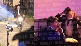 "Z pohřbu Kočky Nejedlý spěchal na Hlubokou. ""Kmotr"" Hrdlička slavil padesátiny"