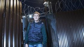 Putinův kritik Navalnyj je volný. Vůdce ruské opozice strávil ve vězení 20 dní