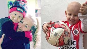 Chlapci (5) zbývá jen pár dní života: Pomoci mu může jen operace za desítky milionů